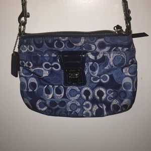 Good condition Coach crossbody purse
